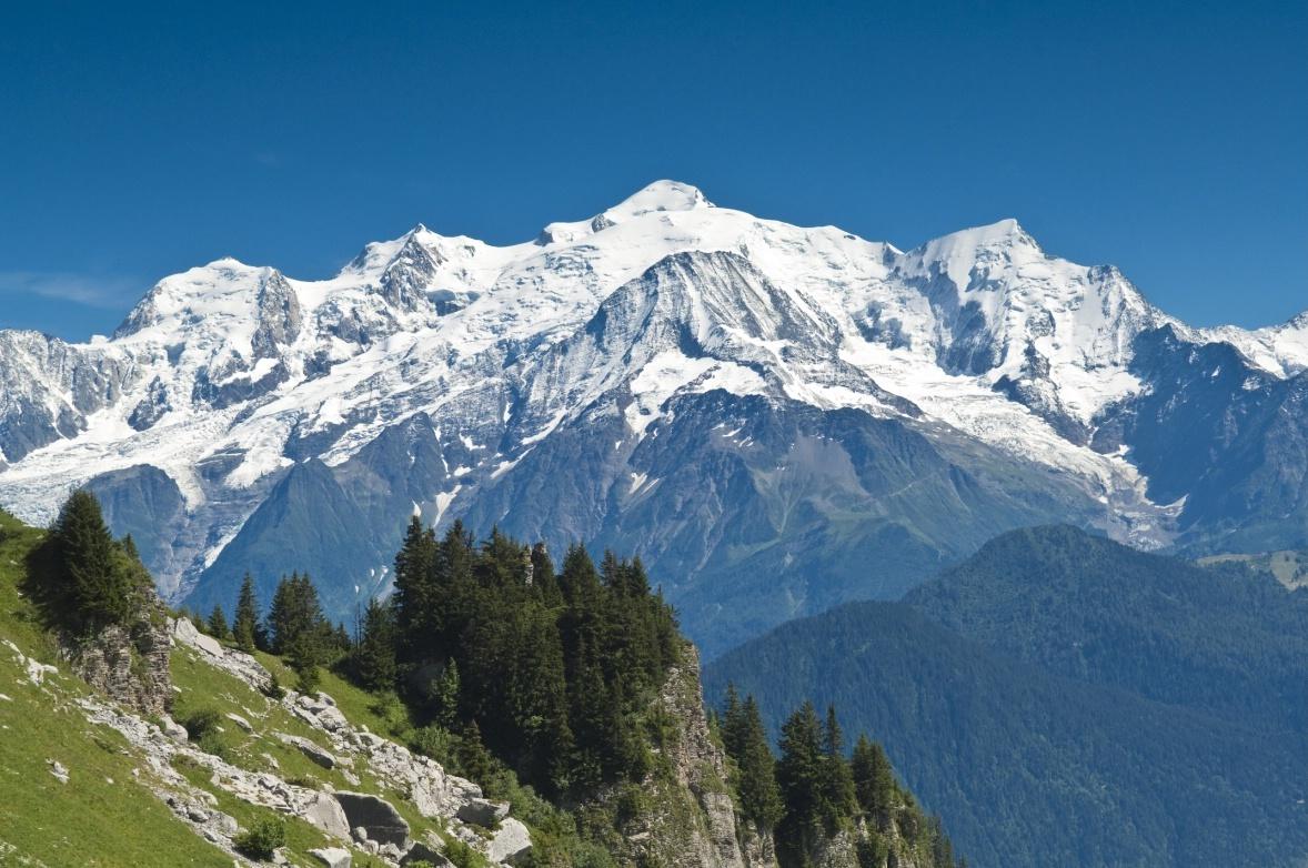 du 22 aout au 1er septembre direction le mont blanc asal