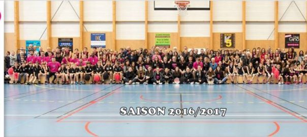 3c1a584fa0f3 Nouvelle page Facebook pour la section BASKET